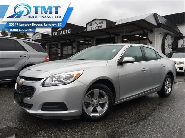 2016 Chevrolet Malibu Limited LT  - Touch Screen - $136.09 B/W