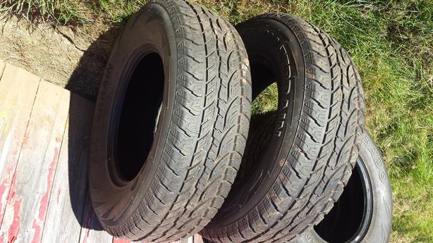 El Dorado all terrain tires