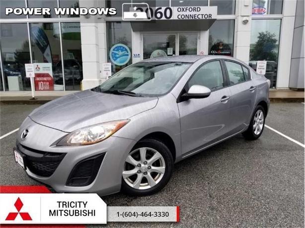 2011 Mazda Mazda3 GX  - Aluminum Wheels -  Power Windows