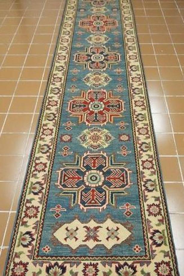 Traditional Afghan Long Hallway Runner