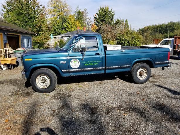 Ford Pick-Ùp