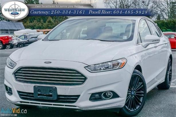 2016 Ford Fusion SE  - Bluetooth -  SiriusXM