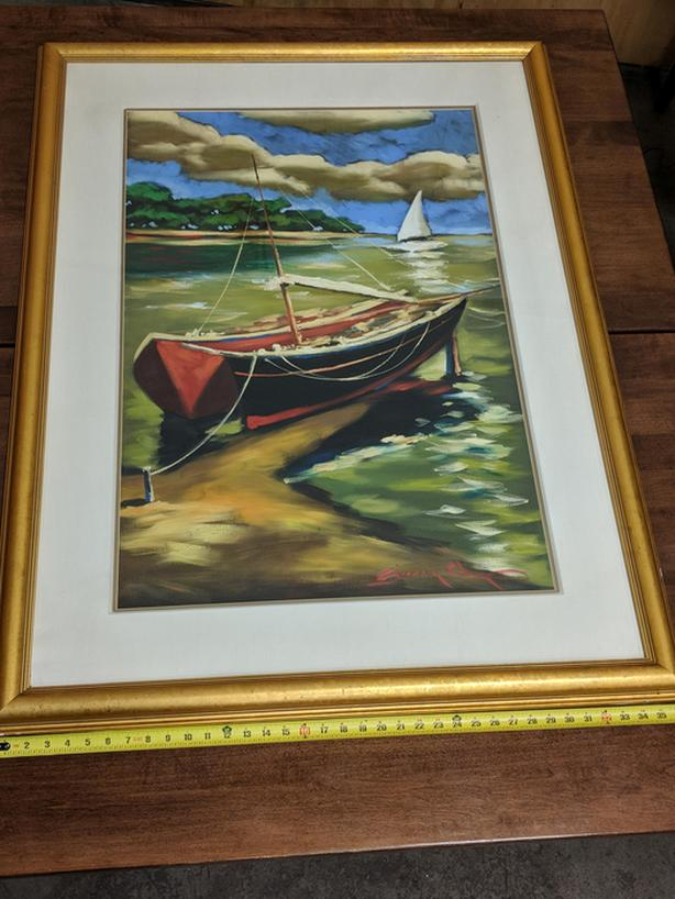 Art from English Bay Boathouse Restaurant - Best Offer