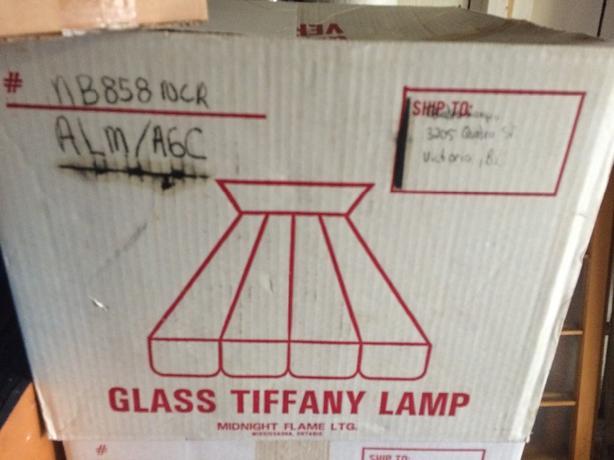 Tiffany style restaurant chandeliers