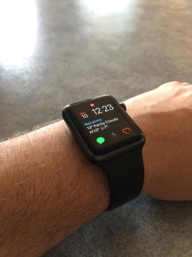 Apple Watch Series 1 42mm LIKE-NEW
