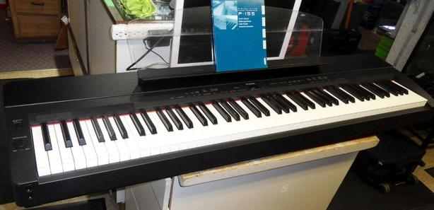 Yamaha P-155 Keyboard/Piano
