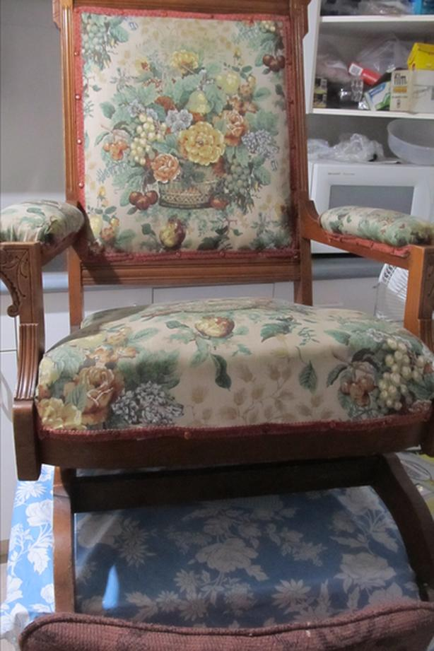 1875 LAKEWOOD ROCKING CHAIR