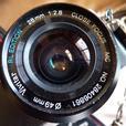 Minolta XG-1 35mm SLR film camera