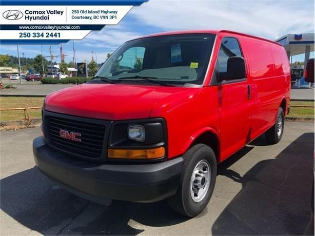 2015 GMC Savana Cargo Van 2500 Series