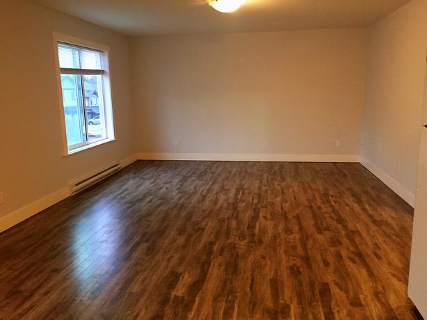 2-bedroom legal suite for rent - University Area