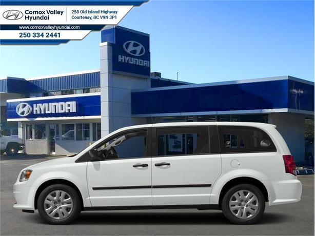 2017 Dodge Grand Caravan Crew