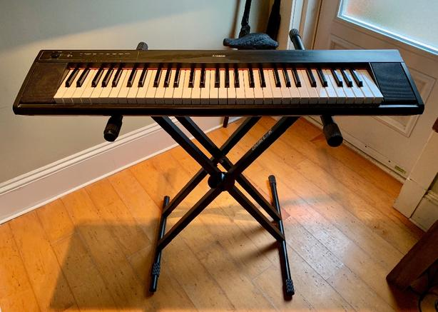 Keyboard Piano & Stand
