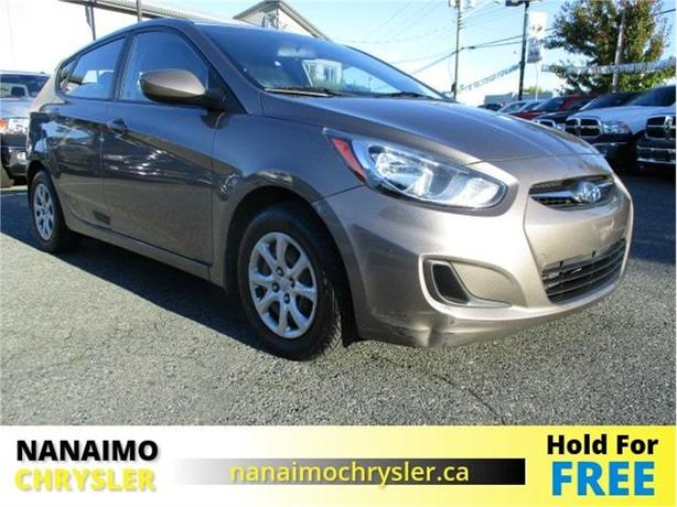 2013 Hyundai Accent GL One Owner Heated Seats