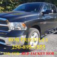 NEW - 2018 RAM 1500 CREW CAB SLT 4X4 * RED JACKET ROB *