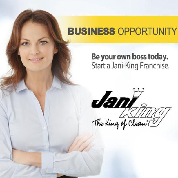 Jani-King Commercial Cleaning Opportunity