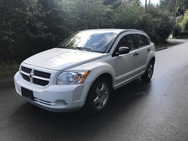 2007 DODGE CALIBER SXT - NEW INVENTORY - AUTOMATIC
