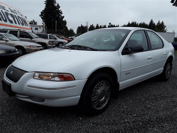 1995 Chrysler Cirrus LX, this unit only has 103 050km! very clean interior!