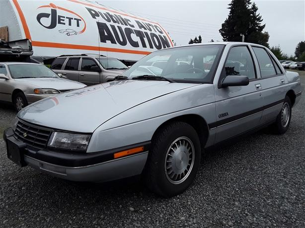 1988 Chevrolet Corsica only with 155 362km! complete service history!
