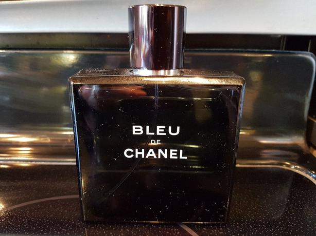 Bleu by Chanel & 007 by James Bond