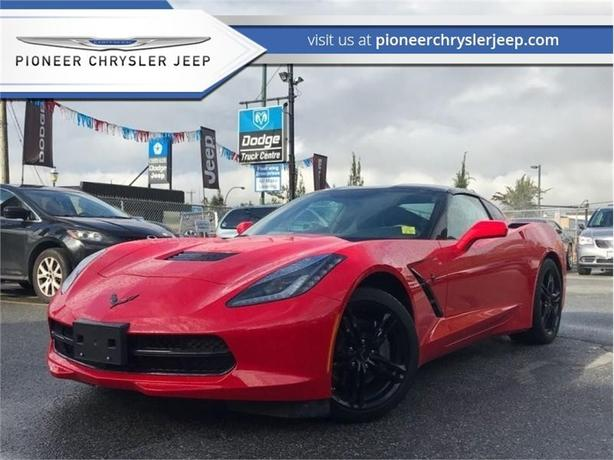 2017 Chevrolet Corvette 1LT  455HP 6.2L V8