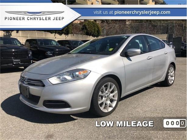 2013 Dodge Dart SXT  - Power Seats - Low Mileage