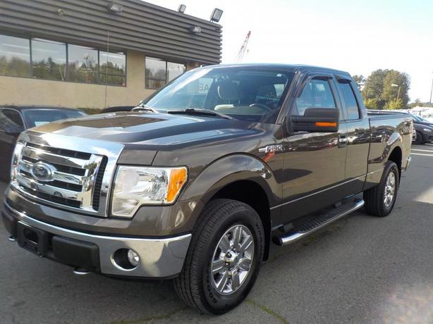 2009 Ford F-150 XLT SuperCab 5.5-ft Bed 4WD