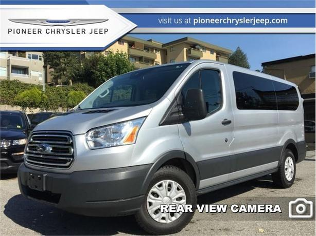 "2017 Ford Transit Wagon T-150 130"" Low Roof XLT   -8 Seater"