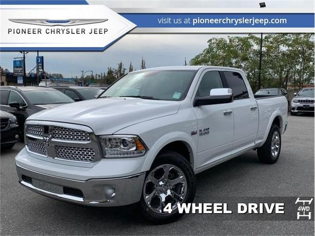 2018 Ram 1500 Laramie  -Leather -Sunroof