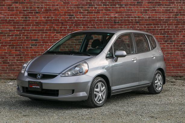 2008 Honda Fit LX - 91,*** KM! - NO ACCIDENTS!