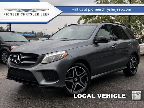 2017 Mercedes-Benz GLE 400 4MATIC  - Sunroof -  Leather Seats