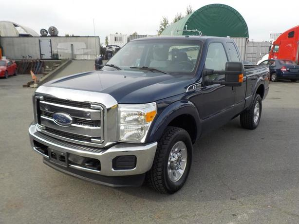 2013 Ford F-250 SD XLT SuperCab 6.5ft Box 4WD