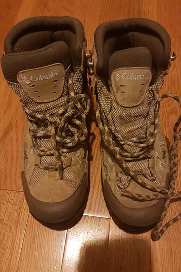 Hiking Boots - Columbia, Ladies Size 6.5