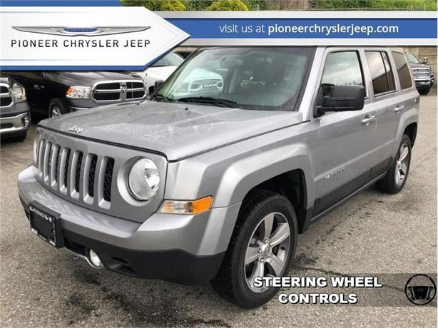 2017 Jeep Patriot Sport  -Leather Seats -Heated Seats