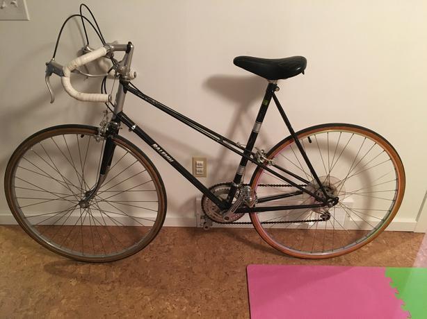 Vintage Raleigh 10 Speed