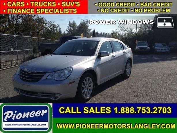 2010 Chrysler Sebring Touring  Power Windows