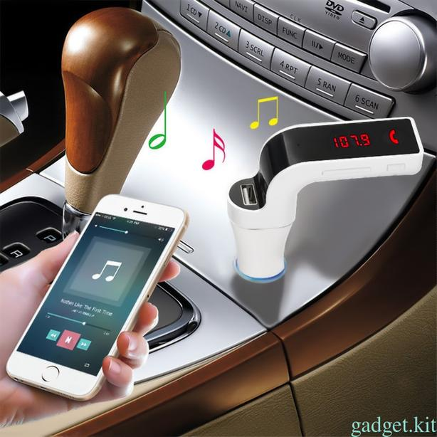 Brand New Bluetooth FM Transmitter Radio MP3 Player USB Charger