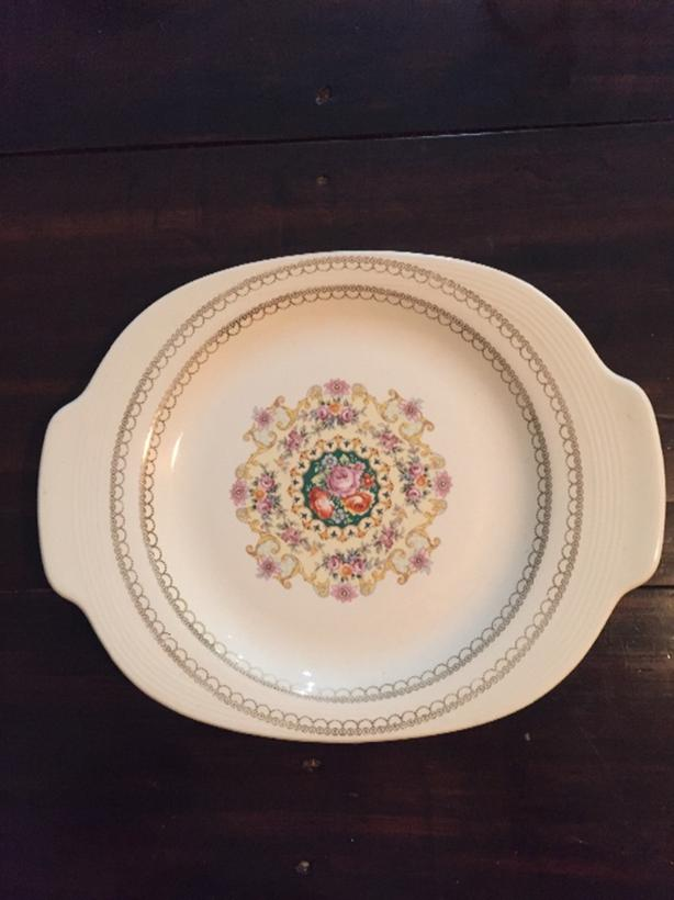 Collectable plate by Triumph