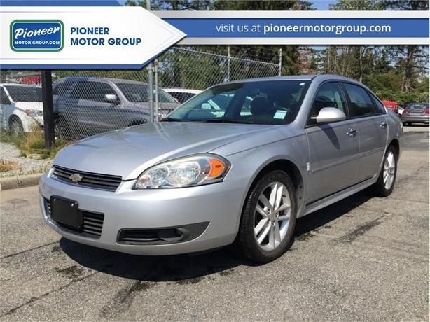 2010 chevy impala ltz 3.9