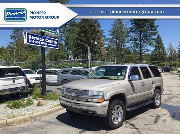 2004 Chevrolet Tahoe TAHOE K1500