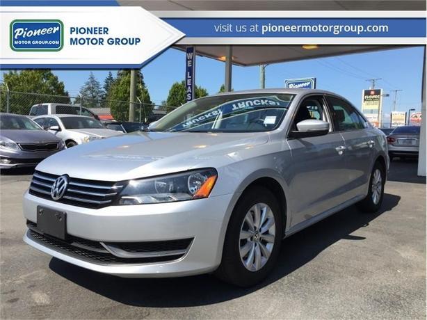 2015 Volkswagen Passat Trendline  - $104.21 B/W