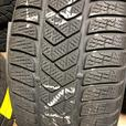 Four Pirelli Sottozero 3 (Performance Winter) Tires
