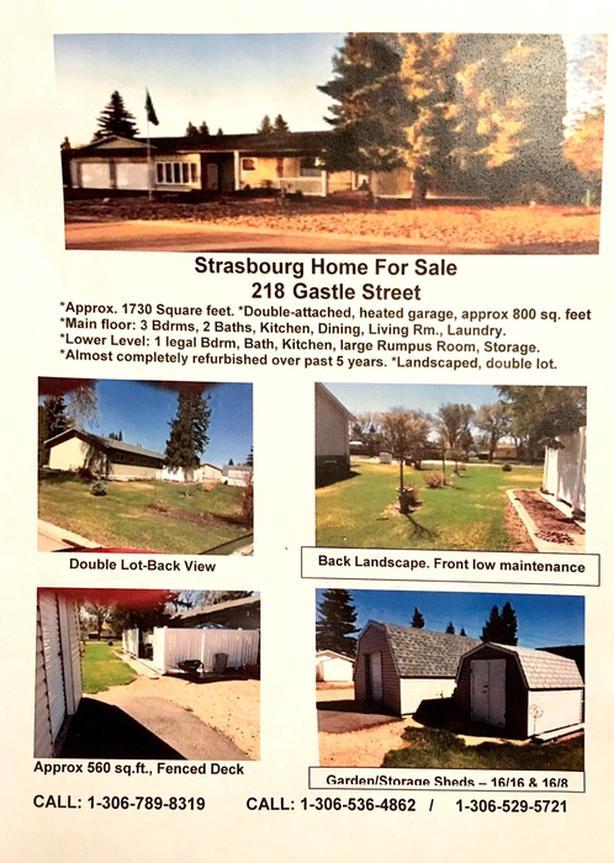 Strasbourg Home For Sale
