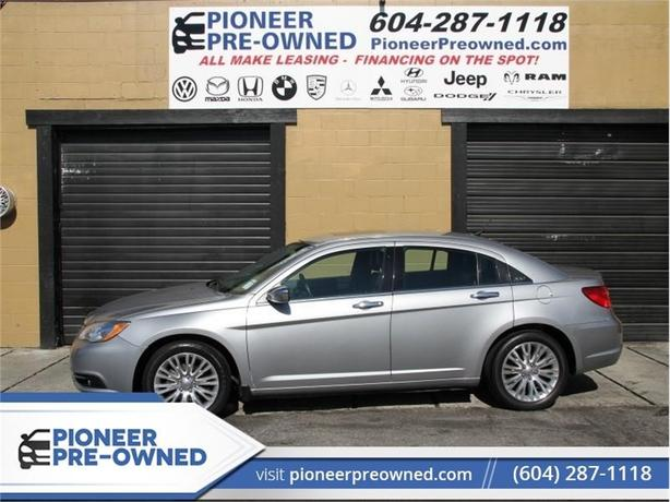2014 Chrysler 200 UNKNOWN  - Leather Seats -  Bluetooth