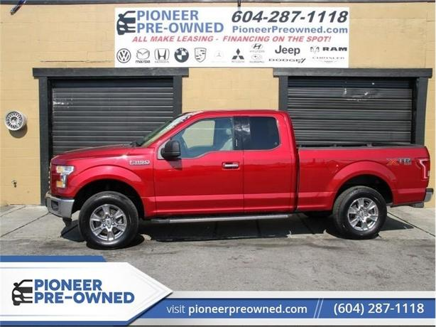 2015 Ford F-150 XLT   - 4X4 - Bluetooth -  Back up Camera - Low KMS