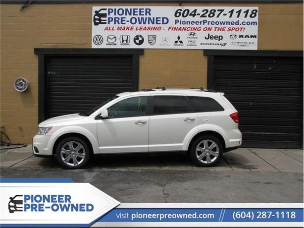 2013 Dodge Journey R/T  - Leather Seats -  Bluetooth