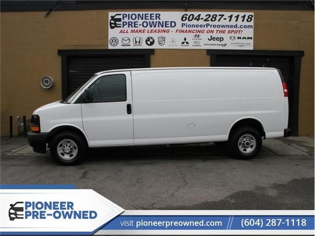 2017 Chevrolet Express Cargo Van WT  -  Power Windows