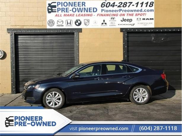 2016 Chevrolet Impala LT  2LT, One Owner, Locally Owned