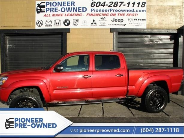 2014 Toyota Tacoma LIMITED  - After Market Lift & Wheels - Loaded