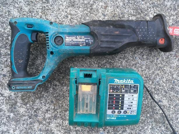 TRADE/SALE: Makita 18V Cordless Reciprocating Saw & Charger