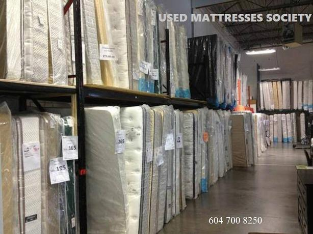 ♣BIG SELECTIONS OF USED MATTRESSES MORE THE 1000 MATTRESSES IN STOCK IN